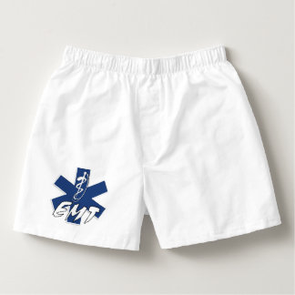 EMS EMT Active Star Of Life Boxers