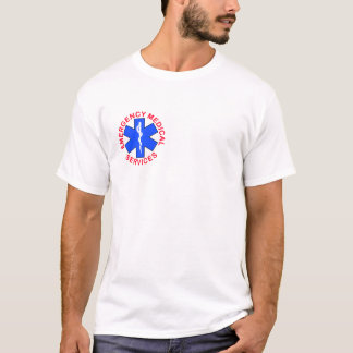 EMS EMT  fire rescue emergency medical T-Shirt