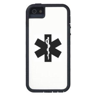 EMS EMT Paramedic Star iPhone 5 Cover