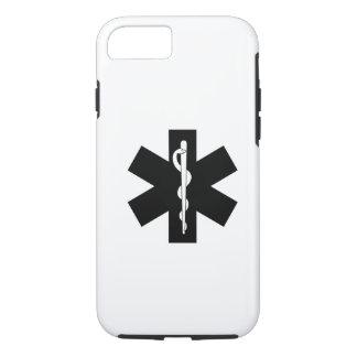 EMS EMT Paramedic Star iPhone 8/7 Case