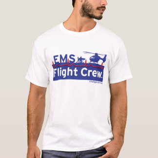 EMS Flight Crew - New T-Shirt