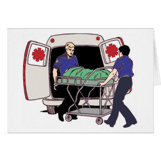 EMS Making a Difference Every Day Card