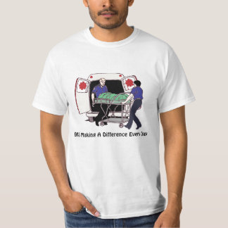 EMS Making a Difference Every Day Tee Shirts