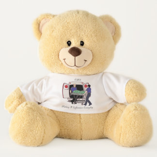 EMS Making A Difference Everyday Teddy Bear