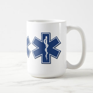 EMS Star of Life Coffee Mug