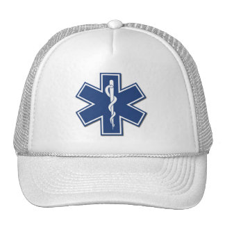 EMS Star of Life Hats