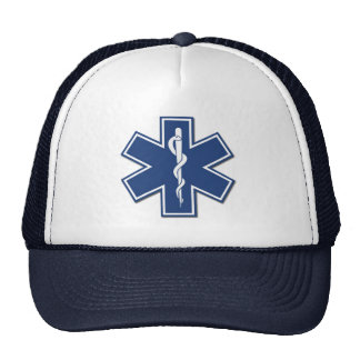 EMS Star of Life Hat