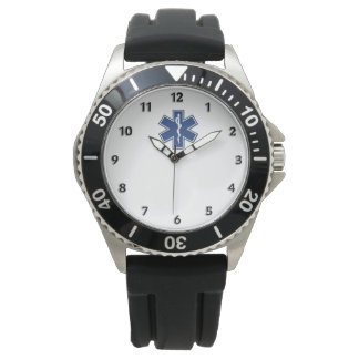 EMS Star of Life Wristwatch