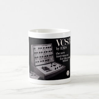EMS VCS3 Synthesizer Coffee Mug
