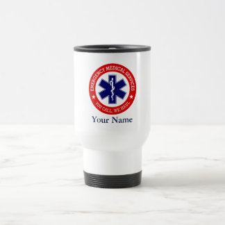 EMS (You Call, We Haul) Travel Mug