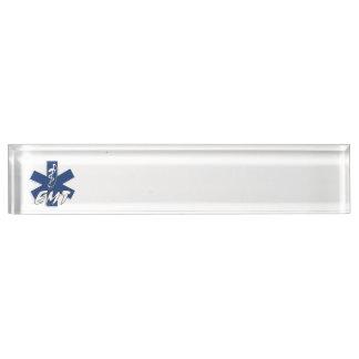 EMT Active Nameplate