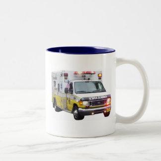 EMT Ambulance Mug