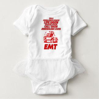 emt baby bodysuit