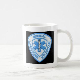 EMT BADGE COFFEE MUG
