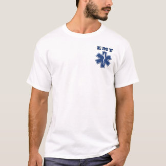 EMT Blue Star of Life T-Shirt