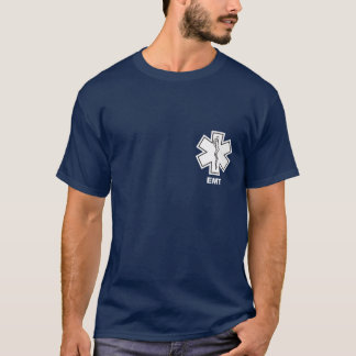 EMT blue T-Shirt