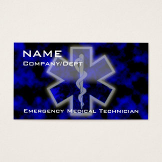 EMT Business Card