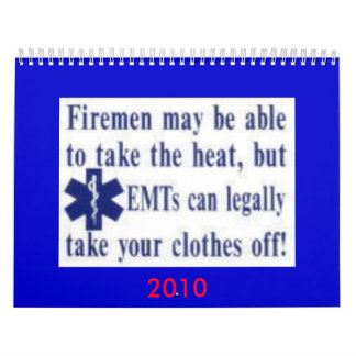 Emt calendar