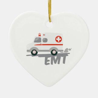 EMT CERAMIC ORNAMENT