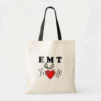 EMT For Life Tote Bag