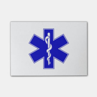 EMT-Paramedic Post Post-it Notes