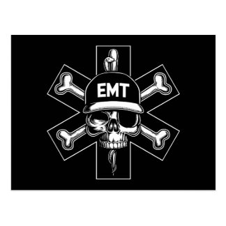 EMT Pirate Day Postcard