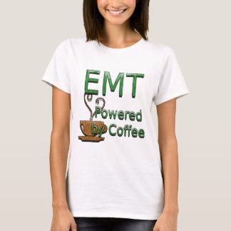 EMT Powered by Coffee T-Shirt