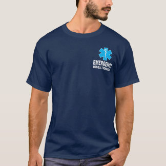 EMT Shirt, Duty Style T-Shirt