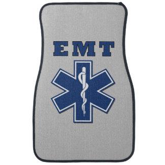 EMT Star of Life Car Mat