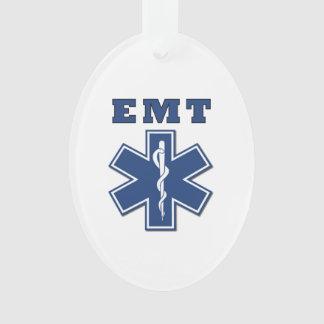 EMT Star Of Life Ornament