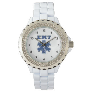 EMT Star Of Life Watch