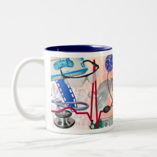 EMT Tool Two-Tone Mug 11oz