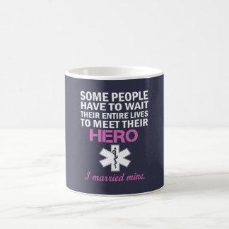 EMT's Wife Coffee Mug