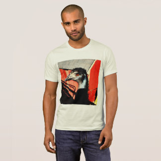Emu art tee by TR FORSMAN photography