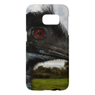 Emu_Attraction, Samsung Galaxy S7 Case. Samsung Galaxy S7 Case