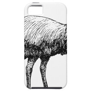 Emu Bird Case For The iPhone 5