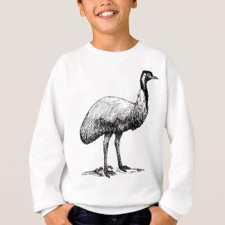 Emu Bird Sweatshirt