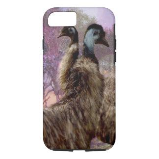 Emu Dreaming, Tough iPhone 7 Case