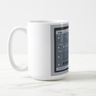 EMU SP-1200 Sampler Coffee Mug