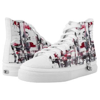 Emy Zipz High Top Shoes