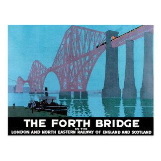 En avant le pont cartes postales