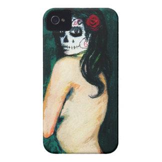 En el Dia de los Muertos iPhone 4 Cases
