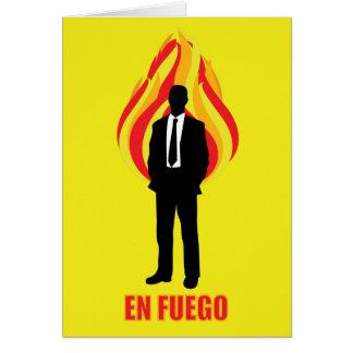 En Fuego Card