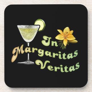 En margaritas Veritas Dessous-de-verre