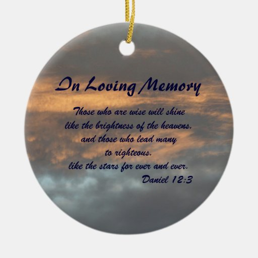 En ornement commémoratif de ciel de Noël de