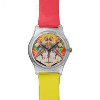 En otro tiempo wristwatch