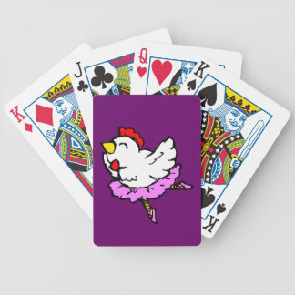 En Pointe Playing Cards