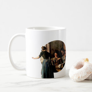 Enamored drunkards coffee mug