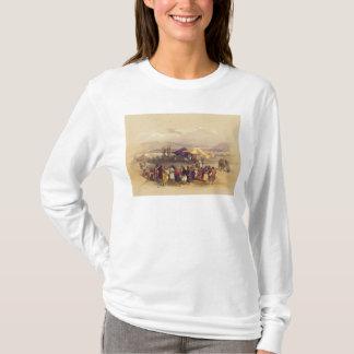 Encampment of the Pilgrims at Jericho' Volume II T-Shirt