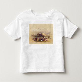 Encampment of the Pilgrims at Jericho' Volume II Toddler T-shirt